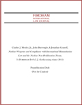 Fordham International Law Journal