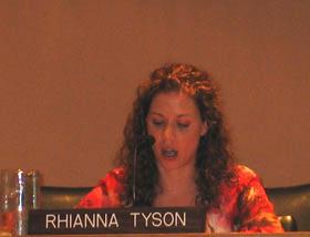 Rhianna Tyson